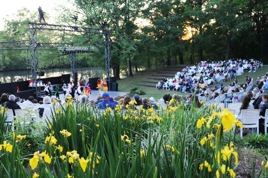 Twin City Ballet Company will present Ballet Under the Stars at 6 p.m. Friday and Saturday at West Monroe's Kiroli Park.