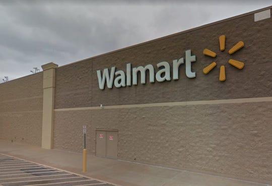 A person was shot at the Atlanta Highway Walmart on April 19, 2019.