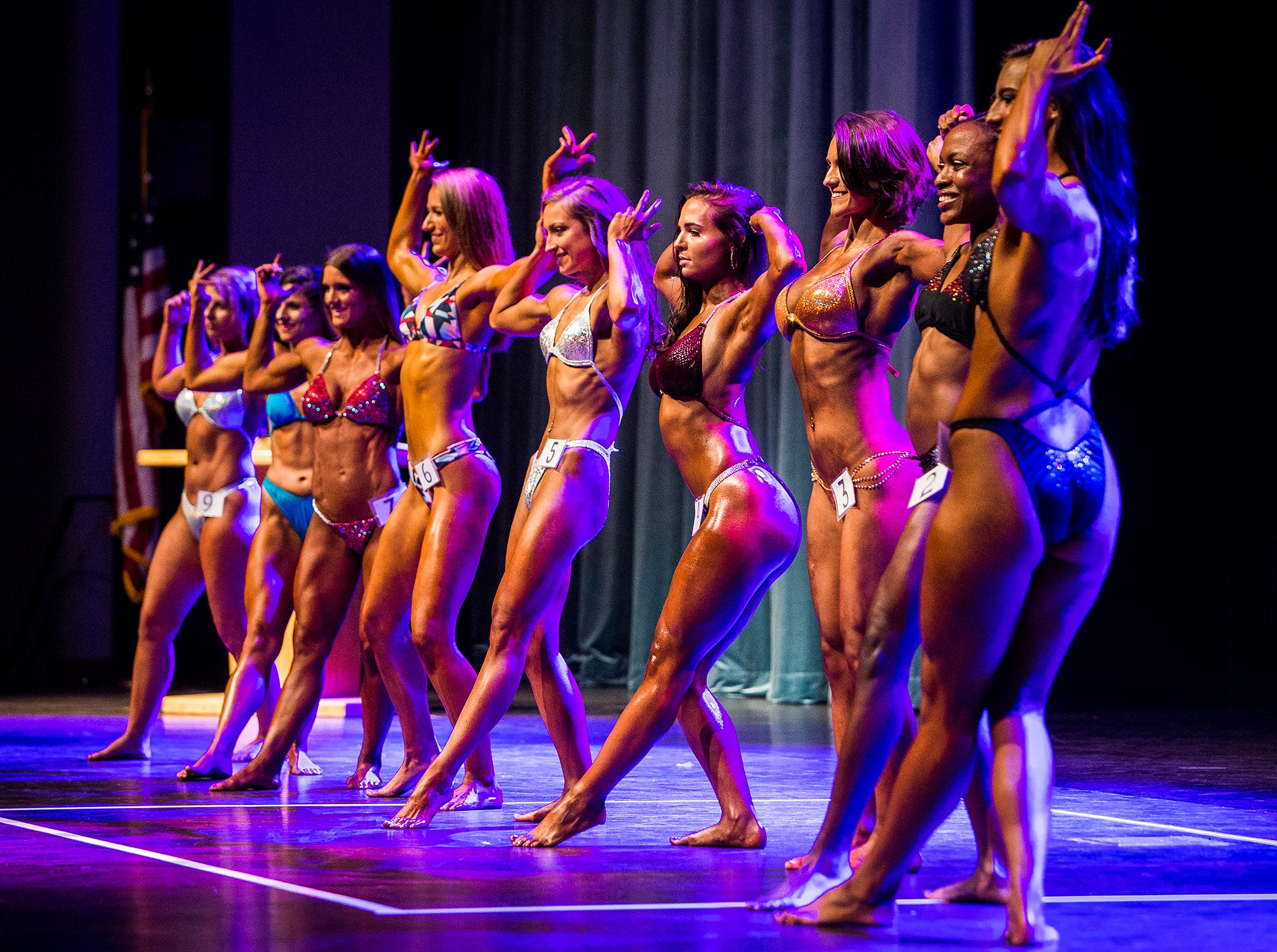 Mr. And Ms. Ball State Bodybuilding Competition returns to Muncie