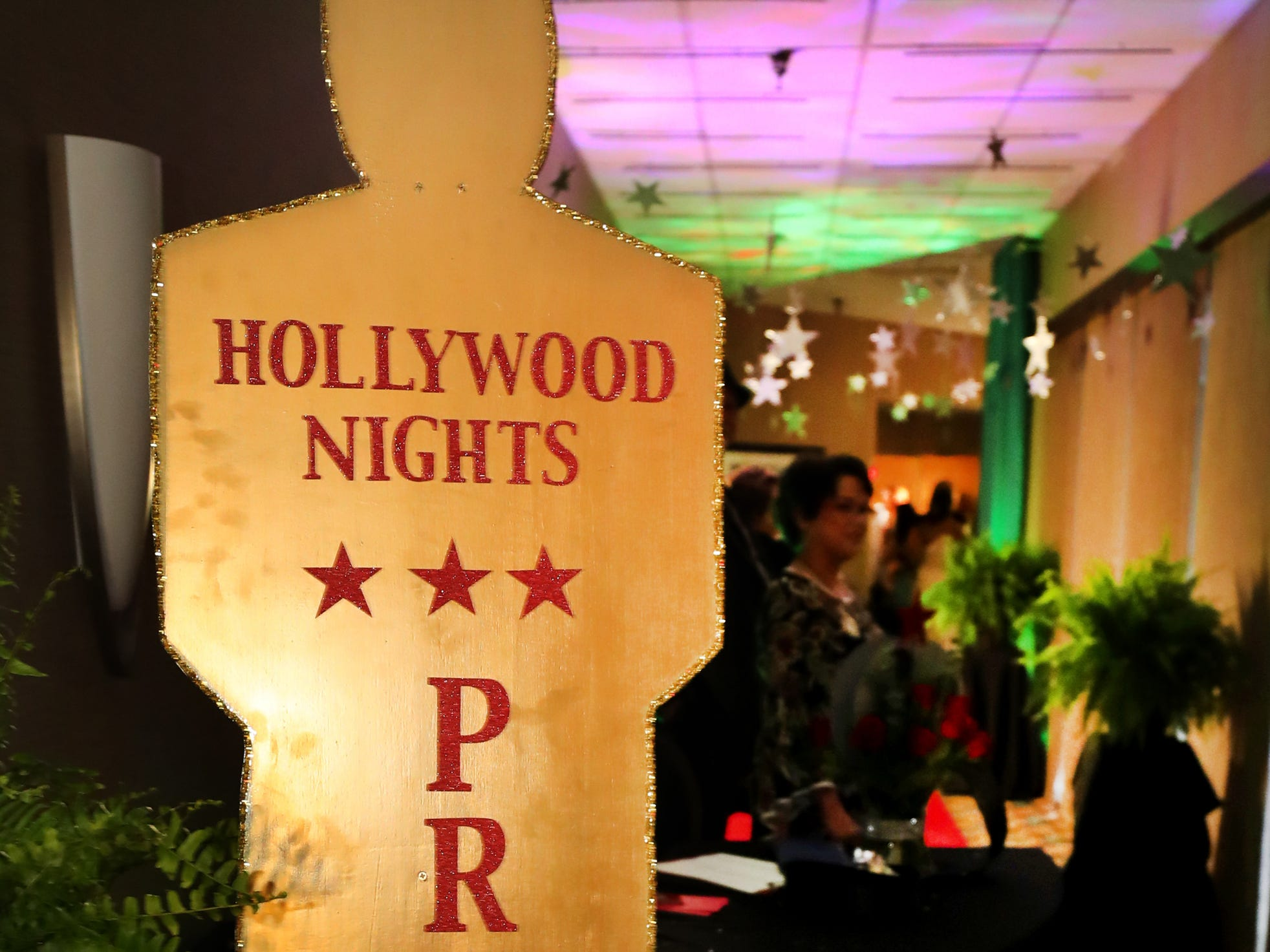 Holloway's Hollywood Nights Prom at the DoubleTree on Thursday April 18, 2019.