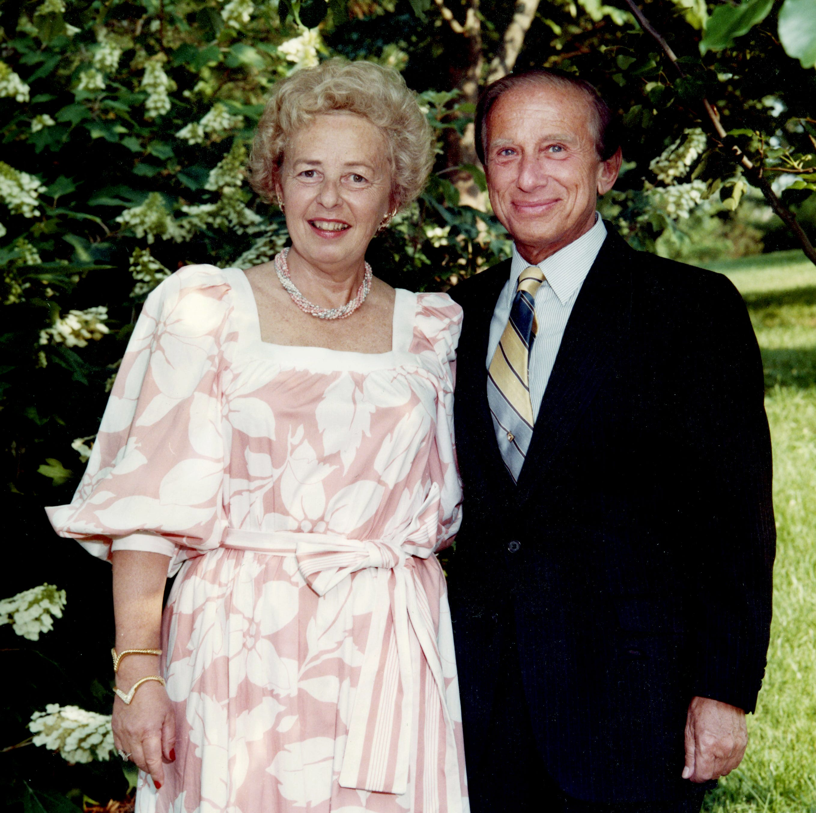 Doris Vise, wife of local business leader the late Harry Vise, dies at 90
