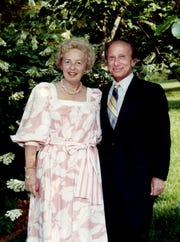 Doris and Harry Vise