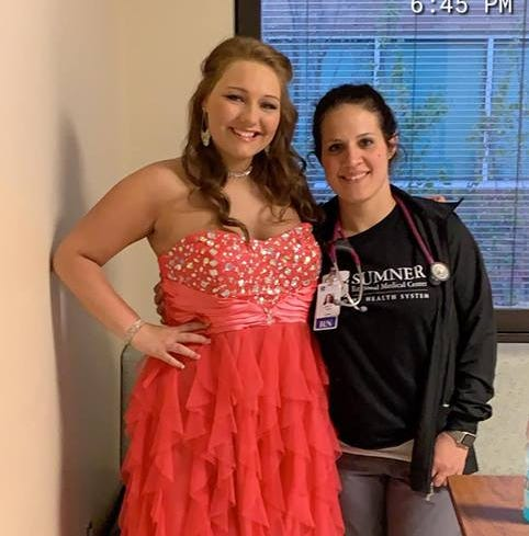 Surgeon moves up appendectomy, nurses do hair, makeup so Portland High senior can make her prom