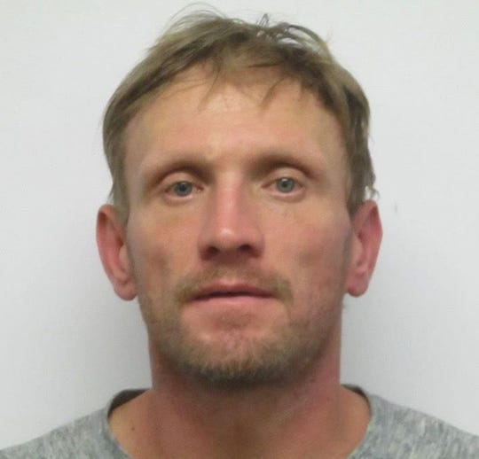 Greg Taylor was accused of escaping jail custody while on highway cleanup in Cheatham County Thursday.