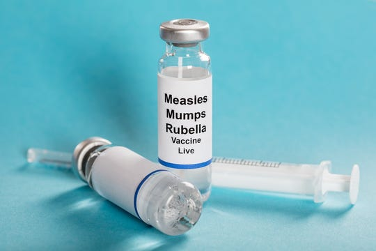 Once considered eliminated, measles are again increasing with several cases this year already throughout 2018. (Andrey Popov / Dreamstime / TNS)
