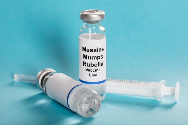 Once considered eliminated, measles is again on the rise with more cases this year already than in all of 2018. (Andrey Popov/Dreamstime/TNS)