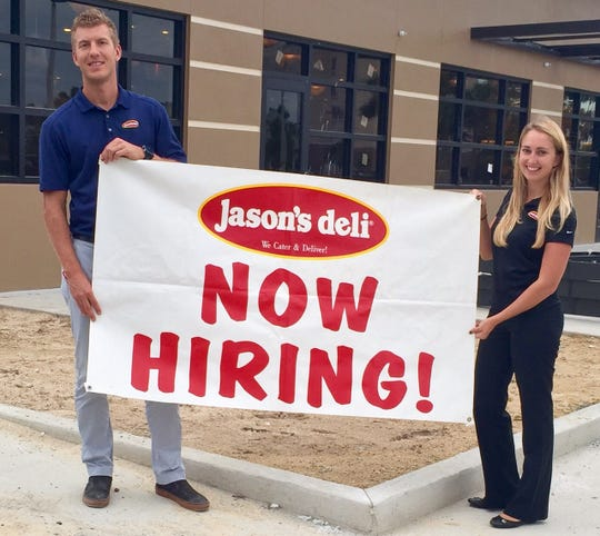 One of Southwest's Florida newest Jason's Deli is at 16451 Corporate Commerce Way in Fort Myers. It opened in 2015.