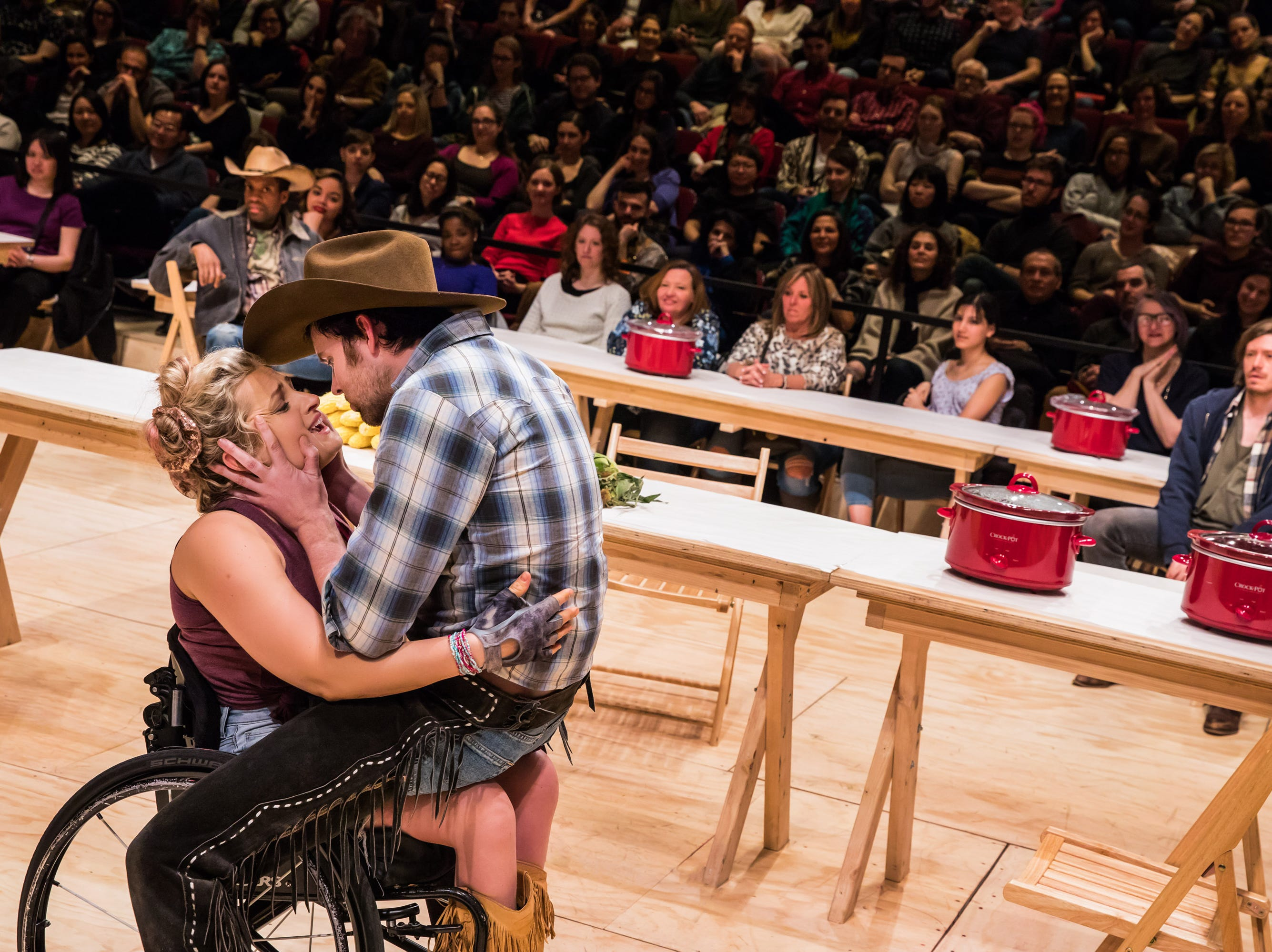 A new 'Oklahoma!' — by way of Tenafly — for a troubled time