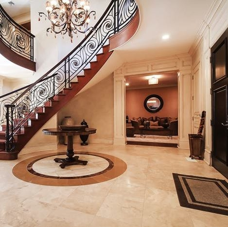 Patrick Ewing's Cresskill mansion is available to rent for the low price of $25K per month