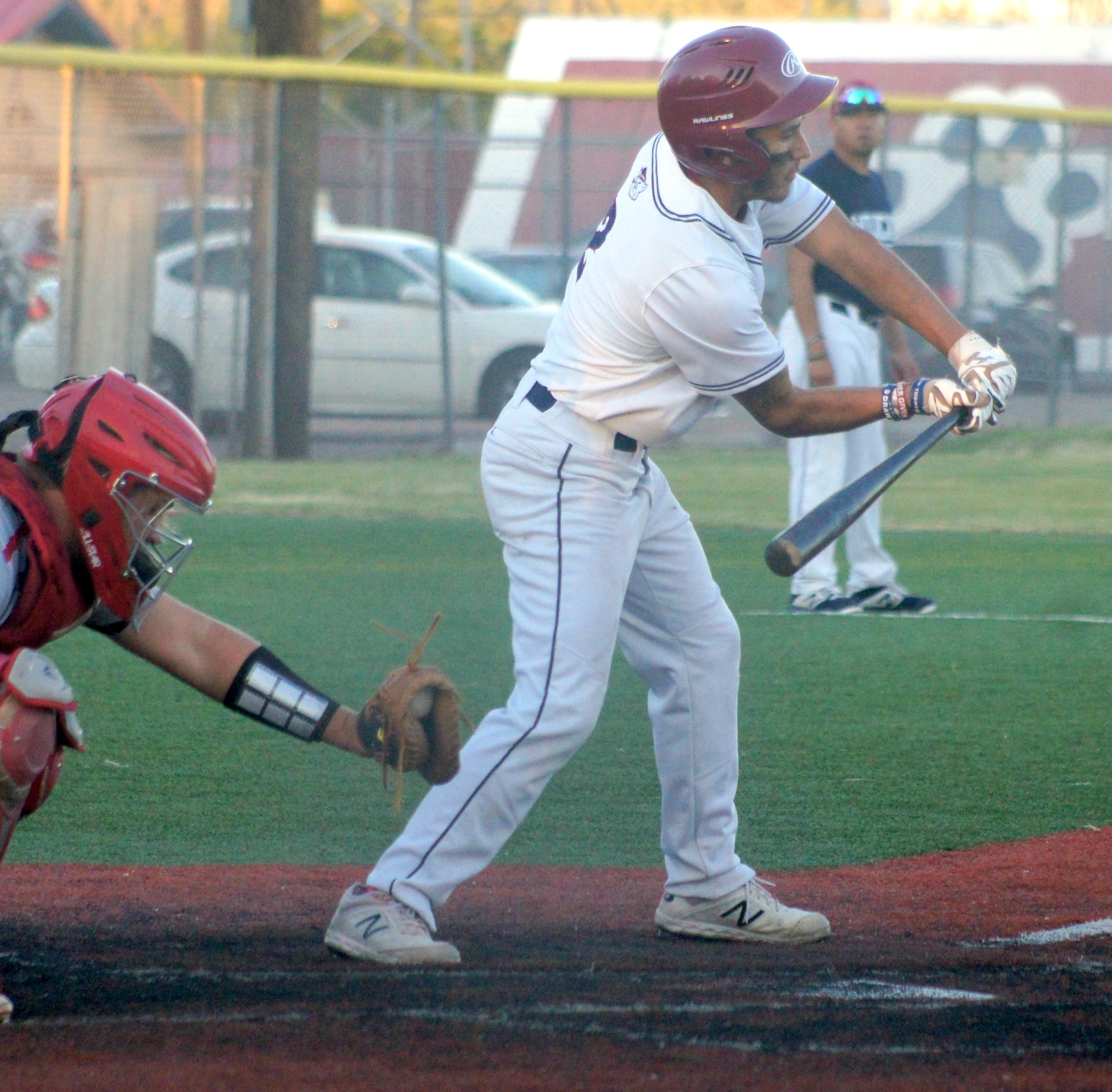 Centennial Hawks sweep Deming Wildcats in a pair of District 3-5A baseball games