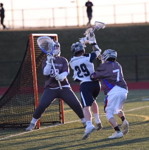 South Lyon Unified boys lacrosse starts conference play off strong