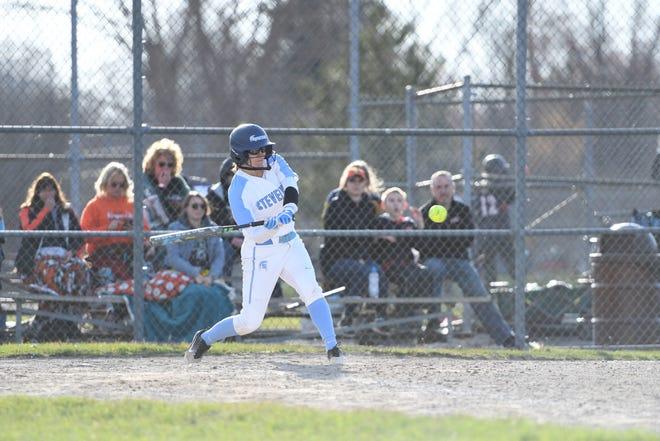 Livonia Stevenson's Catherine Olschanski has been named the Hometown Life Athlete of the Week.