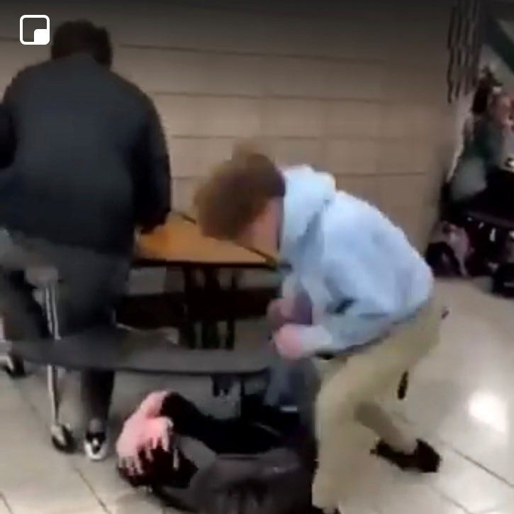 Facebook video shows Berlin High School student attacking another boy, police investigating incident