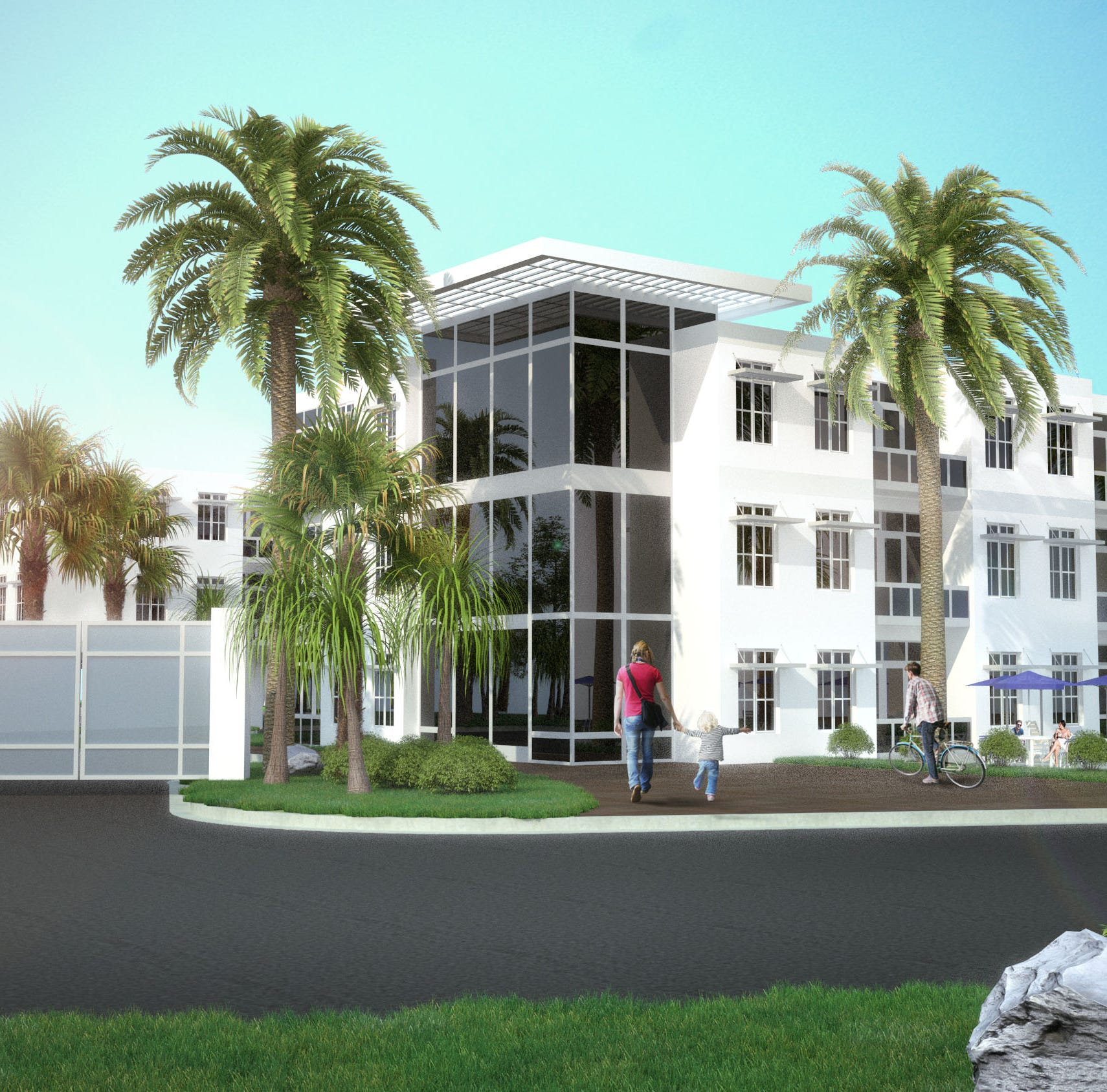 Holiday Inn Express proposed for controversial Gulf Breeze parcel