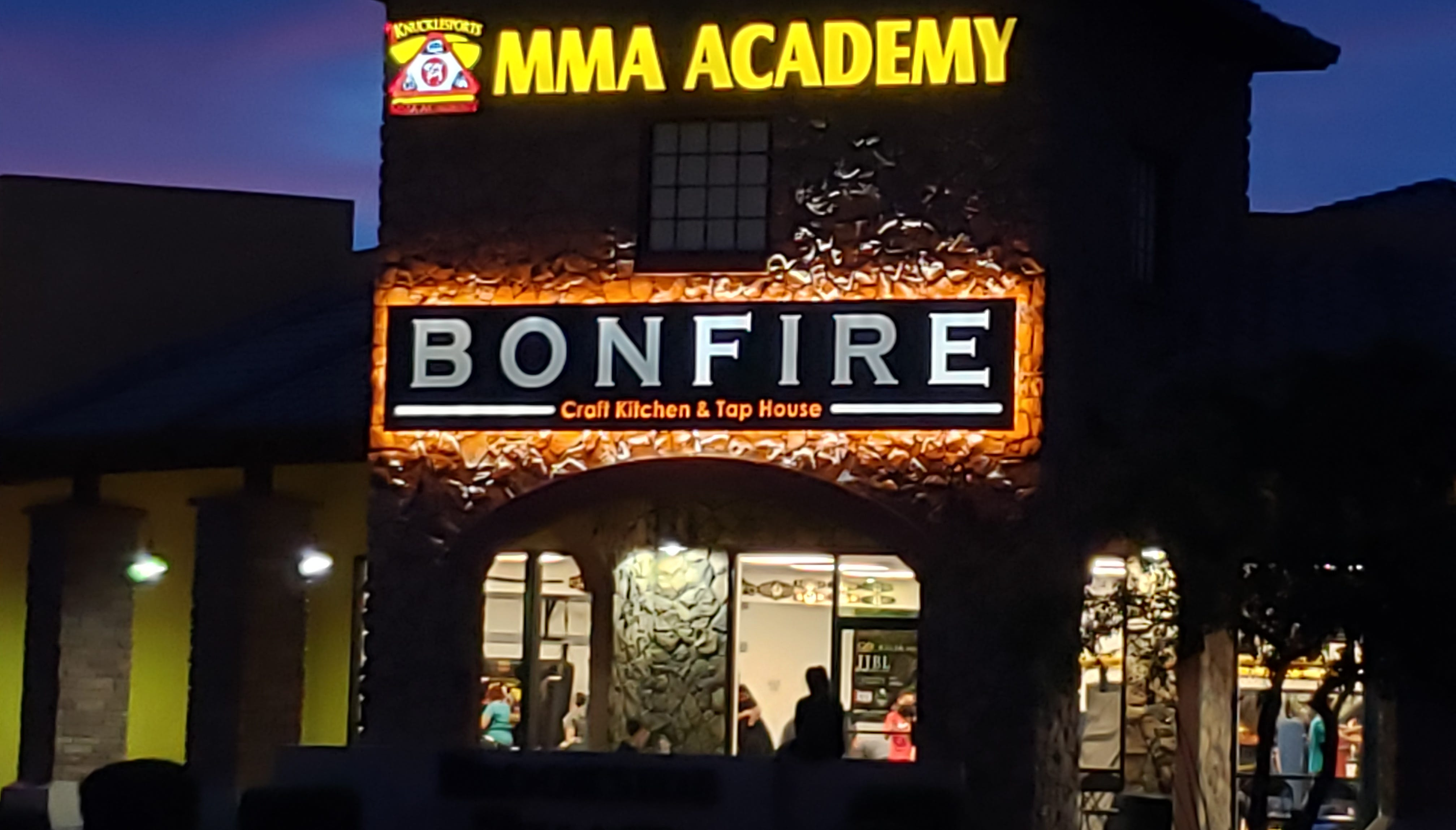 Bonfire Craft Kitchen and Taphouse will open in Surprise in June.