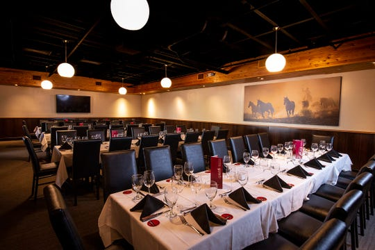 Galeto in Chandler offers multiple spaces for group dining.