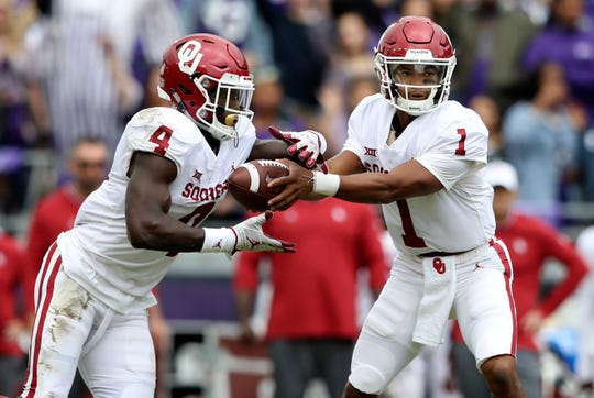 Oklahoma quarterback Kyler Murray won the Heisman Trophy and he could end up the No. 1 overall pick.