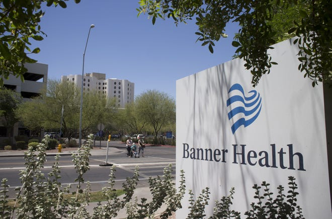 Banner Health employs a total of 52,000 people across six states.