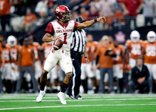 Oklahoma quarterback Kyler Murray will likely end up a good player in the NFL, but should the Cardinals draft him with the No. 1 overall pick?