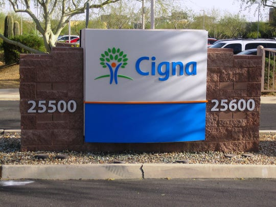 Cigna Corp. | Health insurance, related services | 2019 employees: 4,889 | 2018 employees: 3,100 | Ownership: Public | Headquarters: Bloomfield, Connecticut | www.cigna.com