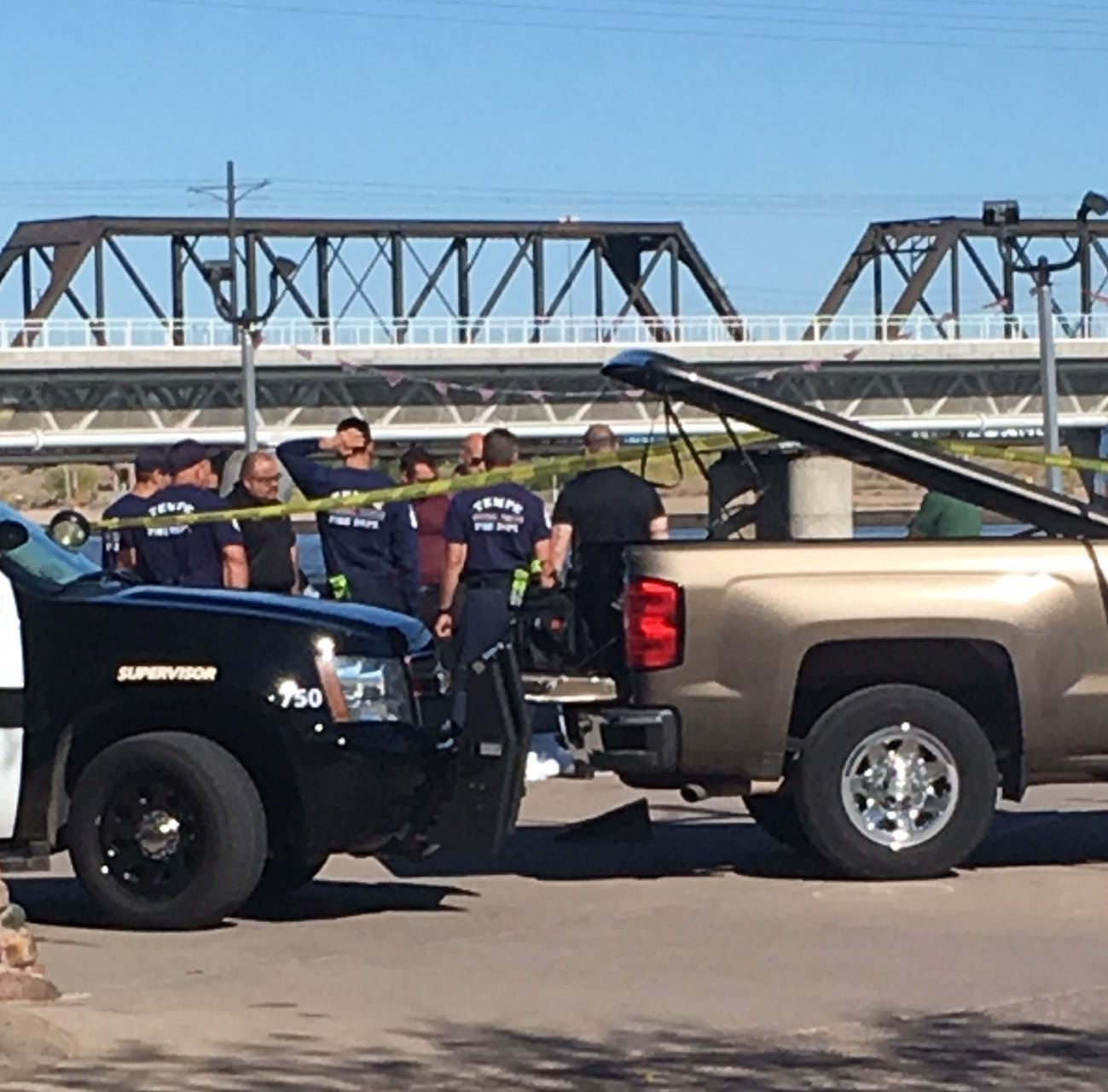Man's body found in Tempe Town Lake