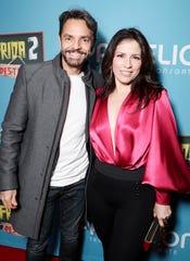 Alessandra y Eugenio tienen un magnífico matrimonio, se casaron en 2012 y tienen una hija.