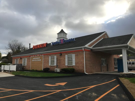A new Dunkin'/Baskin-Robbins store will be opening in Shrewsbury, Pa.