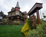 The historic Lady Linden, built in 1887, was sold. Former owners Jim and Jean Leaman invested over $500,000 in restoring the historic property.