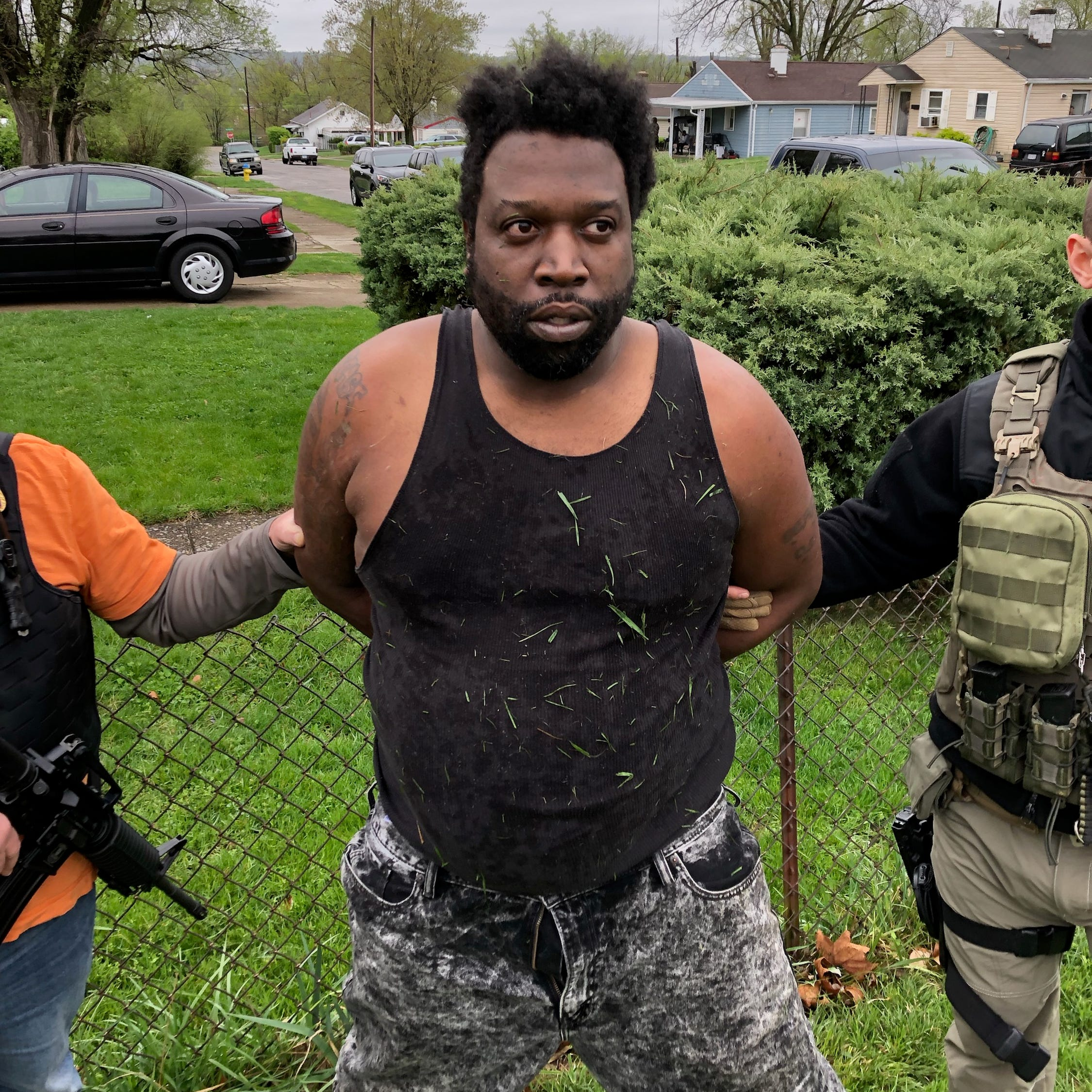 Task force tracks down, apprehends local fugitive in Dayton, Ohio