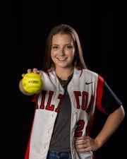 Hilton softball player Brooke Schmitt