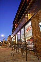 Cam's Pizzeria, located at 336 East Avenue.