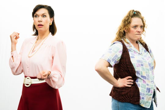 """The Odd Couple — Female Version"" opens April 26 through May 19 at Enlightened Theatrics."