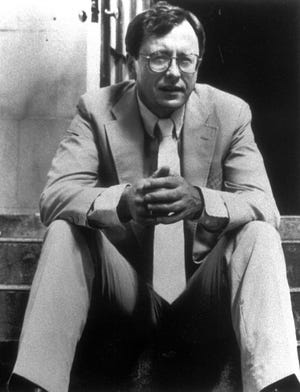Michael Francke, Oregon corrections director, was murdered Jan. 17, 1989 in Salem.