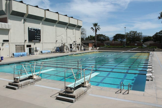 Hartnell College has a 50-meter, eight lane pool that will welcome a new team next spring: swimming and diving.