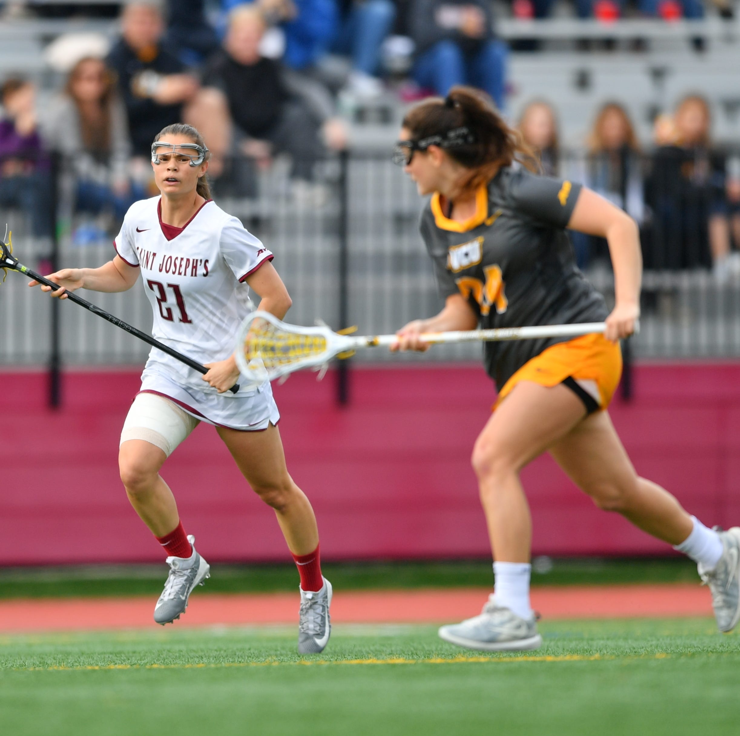 Stephen Decatur grad Ally Beck breaking records with Saint Joseph's women's lacrosse