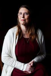 Elizabeth Hardy is a transgender veteran.