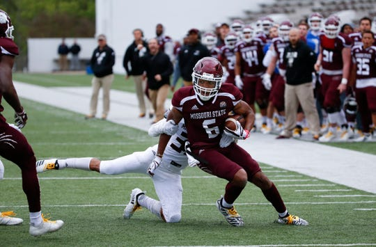 Missouri State's second football game of the season is Saturday vs Tulane in New Orleans.