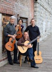 Minneapolis Guitar Quartet will be performing at 4 p.m. April 28 at Bethlehem Lutheran Church in St. Cloud.