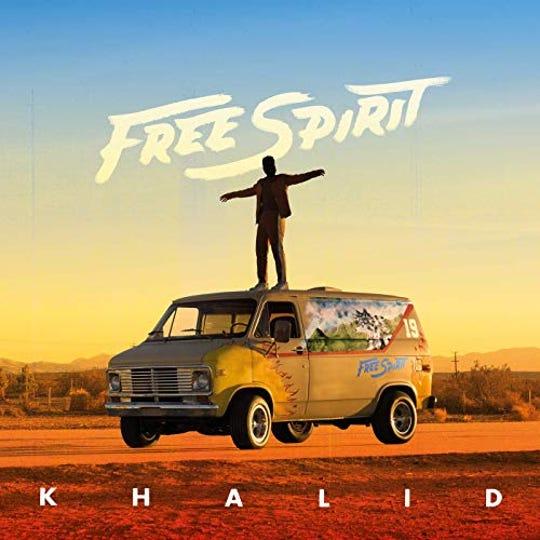 Free Spirit byKhalid