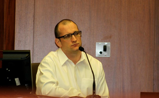 Kevin Ray Mcatlin took the witness stand Thursday, the day before a jury convicted him of first-degree murder.