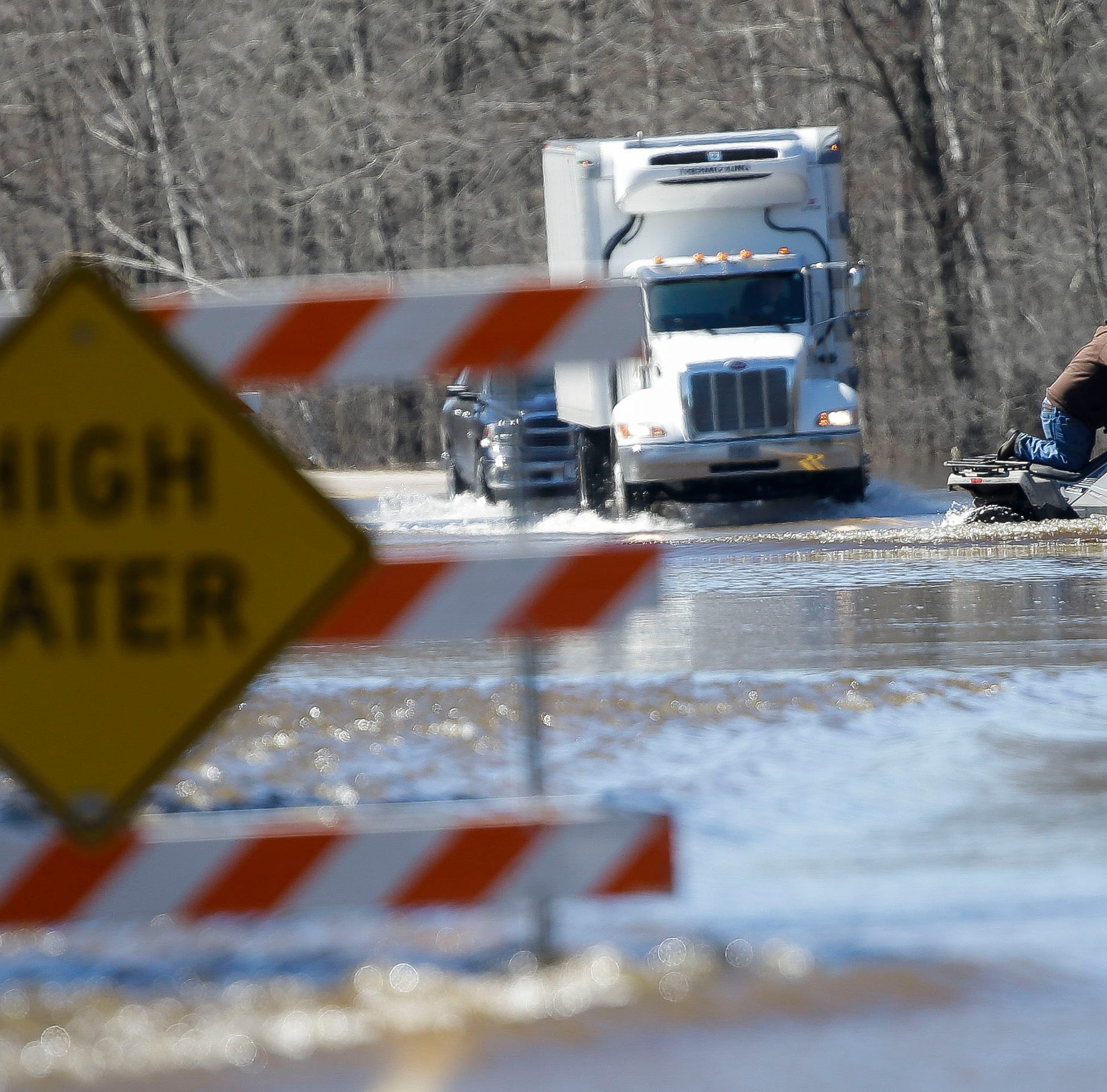 State highways 153, 66, 54 reopened in Marathon, Portage and Wood counties