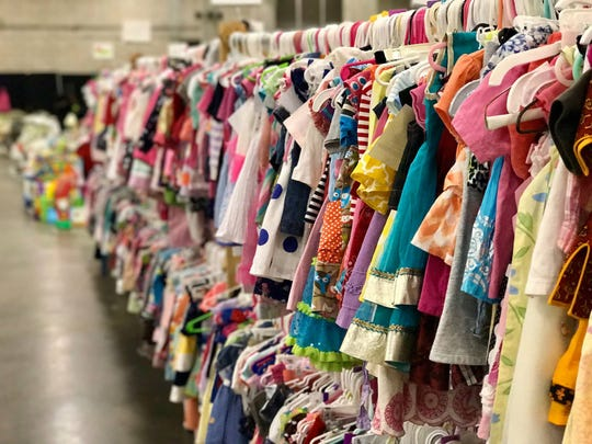 One Week Boutique, a seasonal consignment sale of gently used baby and children's clothes, toys and more, takes place between April 26 to April 28 at the Civic Center.
