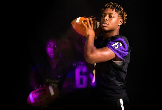 Florida Atlantic commit Veyon Washington will be the quarterback as Okeechobee transitions to a blend of the single-wing and the spread on offense this season.