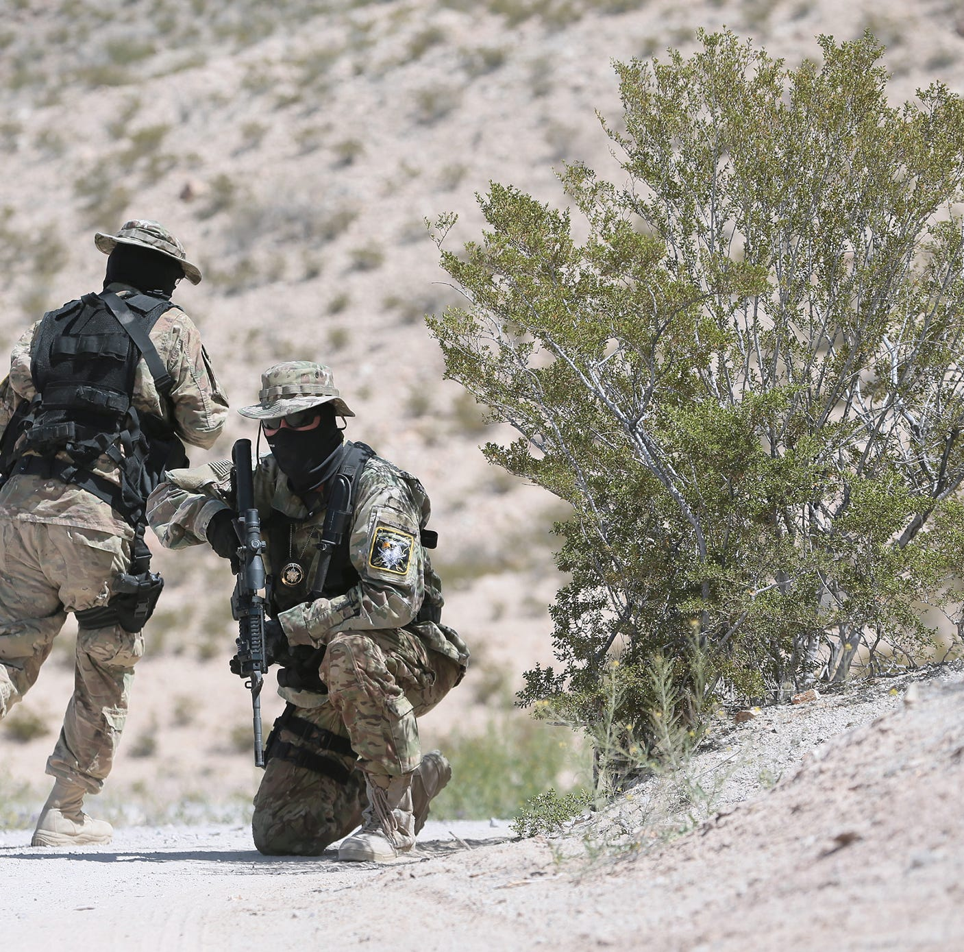 Leader of armed group patrolling border in New Mexico to stop migrants arrested by FBI
