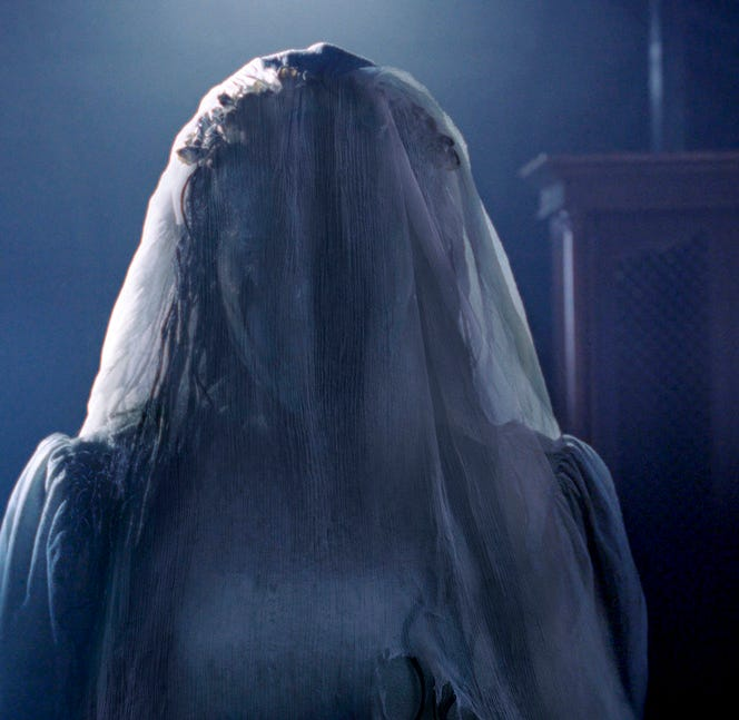 Review: In 'La Llorona,' a creepy folktale is made banal