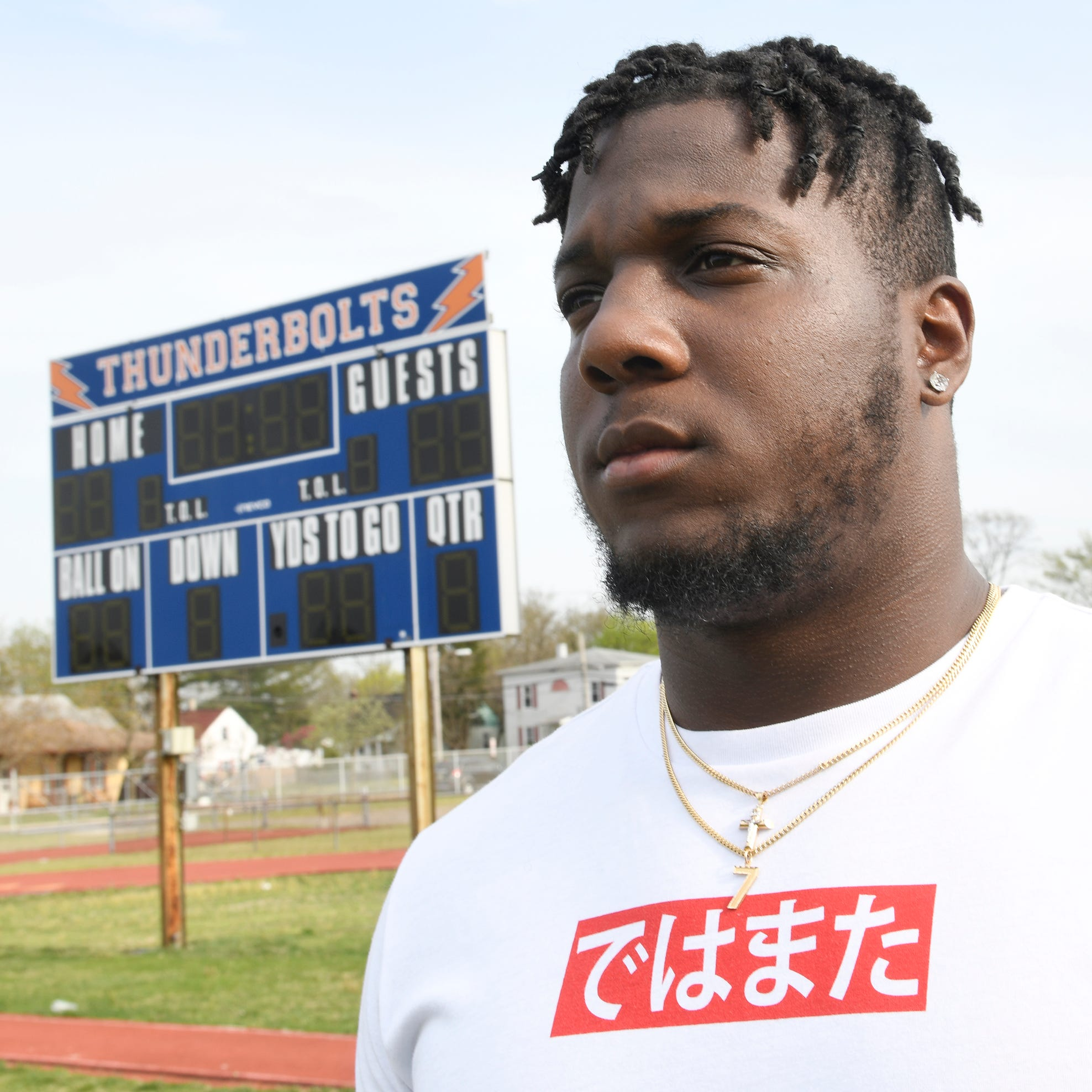 Millville's Ryquell Armstead readies for life in the NFL