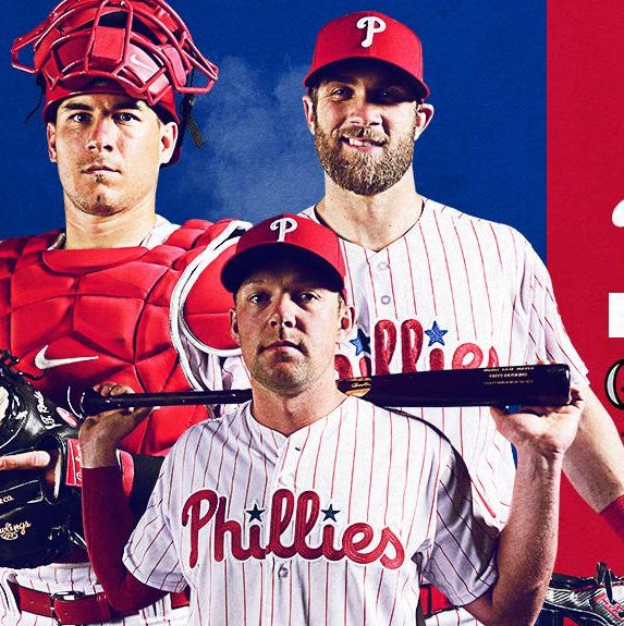 Phillies-Rockies lineups for Friday's game
