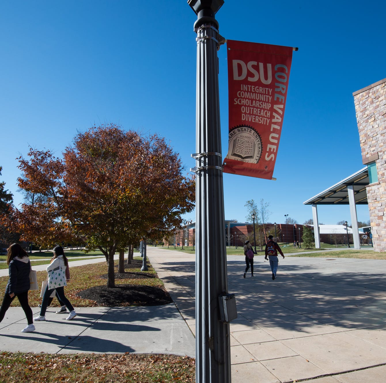 Students who bribed Delaware State University official will not face federal charges