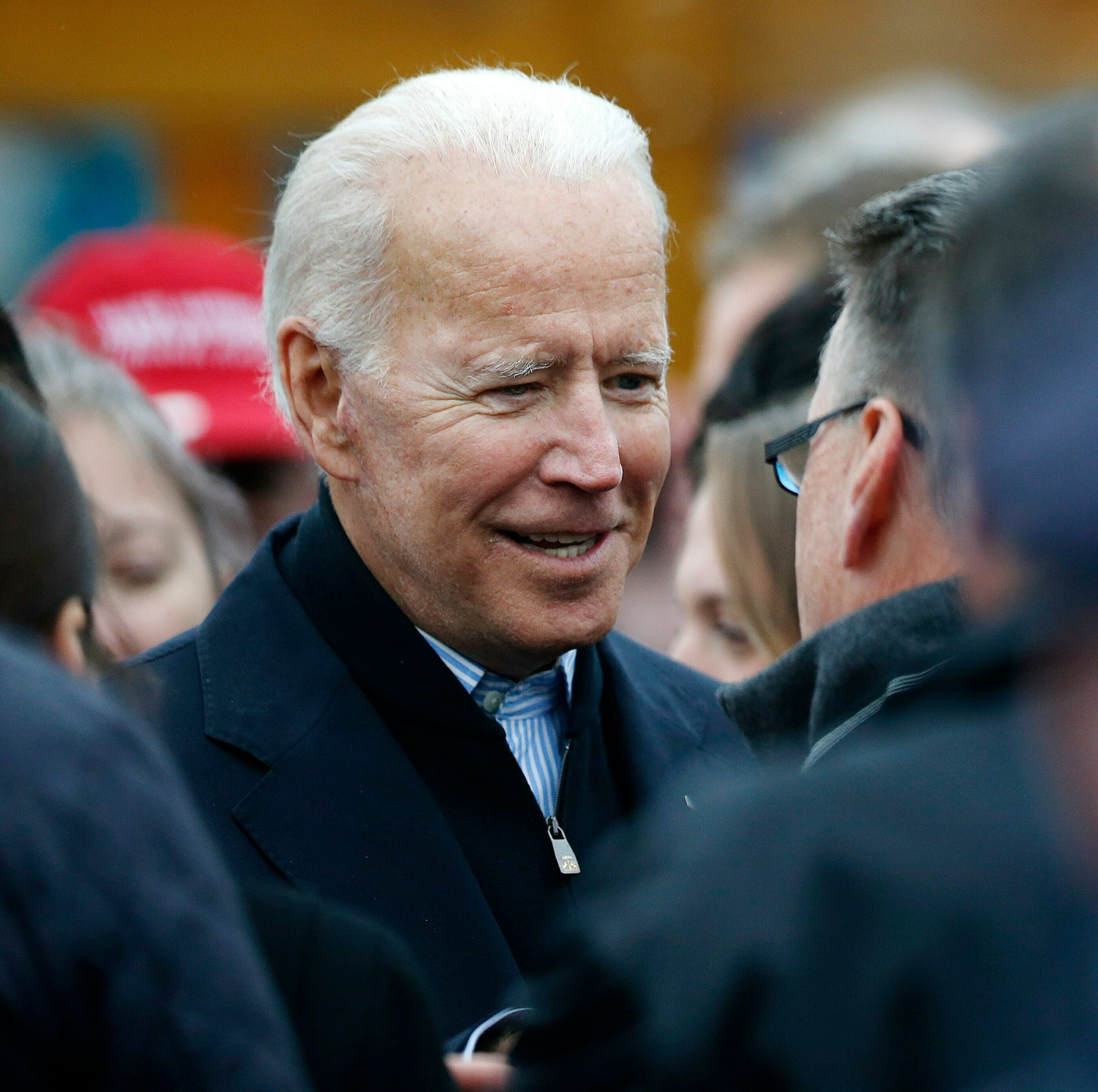 Joe Biden expected to launch 2020 presidential campaign next week