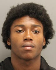 State police charged Dontreze McDonald with first-degree burglary, third-degree assault, criminal mischief and endangering the welfare of a child.